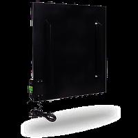 DIMOL керамический  инфракрасный обогреватель  standart 03 с терморегулятором 370 Вт чёрная