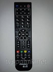Прошиваемый пульт Changer USB 4:1 (TV, DVD, SAT, PC)