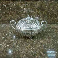 Lessner Silver Collection Сахарница 22x14,7x13,5см 99139