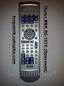 Пульт BBK RC-1070 (Оригинал)