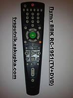 Пульт BBK RC-1951(TV+DVD)