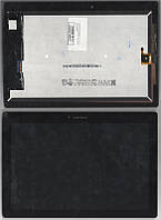 Дисплей для планшета Lenovo A10-30 A10-30L IdeaTab 2 X30L + сенсорний екран чорний