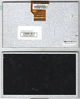 Дисплей для планшета №008 20000938-30 ( AT070TN93) size100х164,5 50pin (DIP800x600)