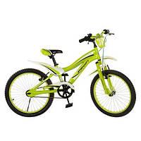 Велосипед PROFI детский 20д. SX20-19-2,звонок,подножка
