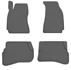 Коврики резиновые в салон VW Passat B5 97- (полный - 4 шт)