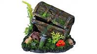 Сундук с сокровищами 17 см 87813 Трикси Декор
