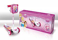 Самокат SD0110(от1шт) Disney Princess.залізо,3 колеса PVC,амортизатор
