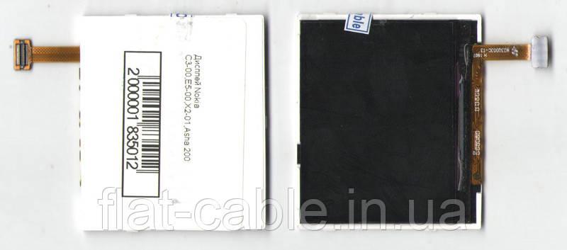 Дисплей Nokia C3-00,E5-00,X2-01,Asha 200