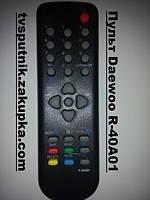 Пульт Daewoo R-40A01
