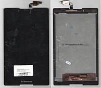 Дисплей для планшета LENOVO TAB 2  A8-50F, A8-50LC  A8-50L + сенсорный экран чёрный