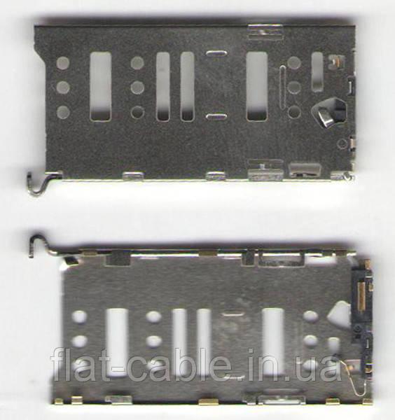 Роз'єм для SIM карти Xiaomi Mi3 (механізм)