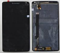 Дисплей + сенсор Lenovo S930 чёрный