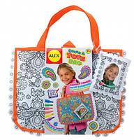 """ТМ """"ALEX"""" арт.505 """"Цветная сумка - Большая сумка"""""""