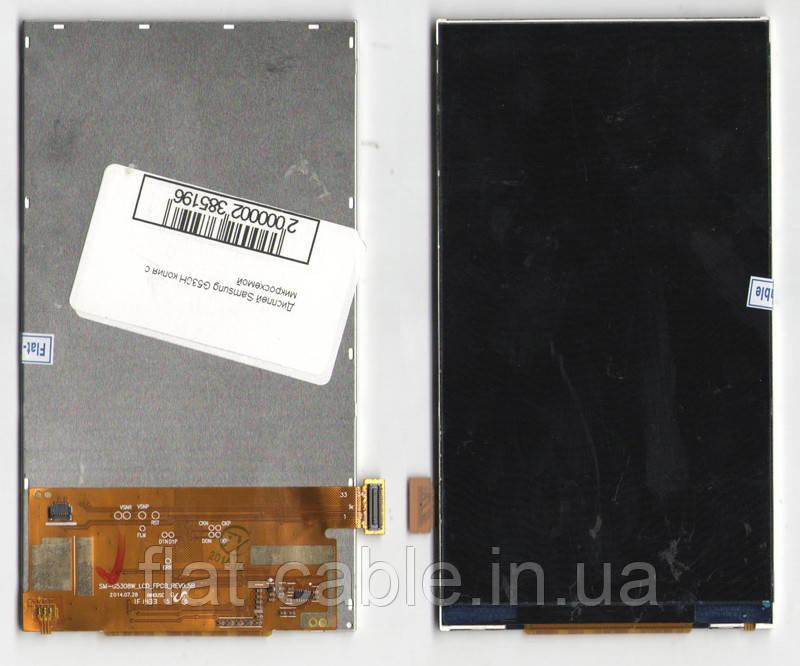 Дисплей Samsung G530H с микросхемой АА