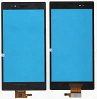 Сенсор Sony C6802 XL39h Xperia Z Ultra, C6806 Xperia Z Ultra, C6833 Xperia Z Ultra, черный