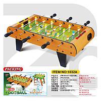 Настольная игра футбол (ZC1032A) деревянный