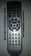 Пульт Globo (Orton) HD X100