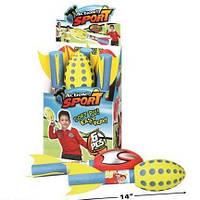 Летающая ракета в дисплее (король спорта)