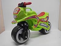Каталка мотоцикл (11-006 Light green)