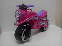Каталка мотоцикл (11-006 Dark pink)