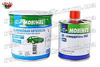Акриловая эмаль MOBIHEL 0,75л+0,375Hardener(отвердитель)
