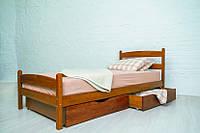 Спальная кровать Лика классик с ящиками, фото 1