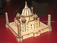 Китайский храм (3D пазл. фанера 4мм.)