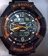 Часы наручные мужские CASIO G-SHOCK GA-100 в коробке 1011