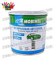 Акриловая эмаль mobihel 0,75л Зеленый сад