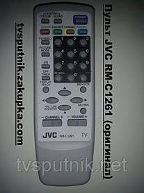 Пульт JVC RM-C1261 (оригинал)
