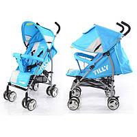 Детская коляска-трость TILLY Lander BLUE (BT-SB-0009 BLUE)