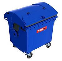 Мусорный контейнер SULO (1100 л) (крышка) цветовой ассортимент