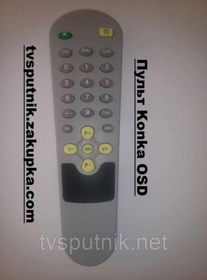 Пульт Konka OSD