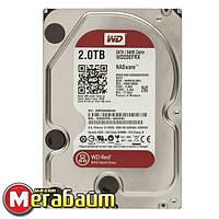 Жесткий диск Western Digital 2 TB 5400-7200 rpm 64 MB SATAIII WD20EFRX