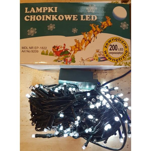 Гирлянда на 200 LED белая