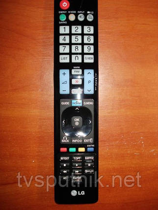 Пульт LG AKB72914271 оригінальний пульт [LCD TV] 3D, фото 2