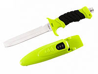 Нож для дайвинга Осьминог, незаменимый помощник аквалангиста или ныряльщика