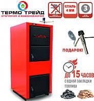 Котел твердотопливный Aton Tradycja (Атон Традиция), 8-12 кВт