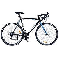 """Спортивный велосипед PROFI 28"""" (G58CITY A700C-2) с алюминиевой рамой"""
