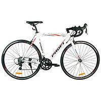 """Спортивный велосипед PROFI 28"""" (G58CITY A700C-1) с алюминиевыми тормозами"""