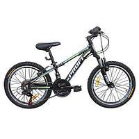 """Спортивный велосипед PROFI 20"""" (G20A315-L-1B) с двойным ободом"""