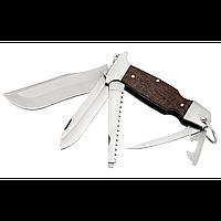 Нож многофункциональный Турист, для охоты или рыбалки