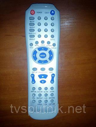 Пульт Odeon DVP-300 (DVD), фото 2