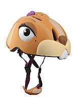 Защитный шлем CRAZY SAFETY Chipmunk (прорезиненный)