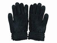 Зимние сенсорные перчатки женские
