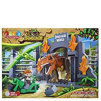 Конструктор JDLT Dinosaur 68 деталей