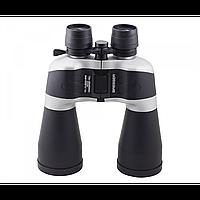 Бинокль 10-30x60 - Bresser, идеальный спутник для охотников и любителей спортивных мероприятий