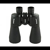 Бинокль 12x60 - Bushnell большой объектив, позволяет обеспечить лучший сбор света