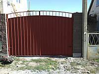 Ворота распашные Балкар-Днепр производитель