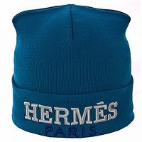 Стильная мужская шапка осень зима